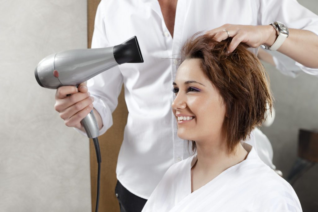 Try a Salon Blow Dry Bar for Easy Styling
