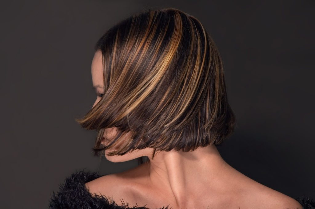 Highlights And Lowlights Hair Color Ideas With Energy And Style